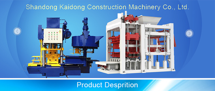 QT5-15 soil brick machine fully automatic block making production line