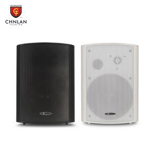 "CTRLPA Black White Public address system 5"" Two way 30w Wall Mount Speaker 100v"