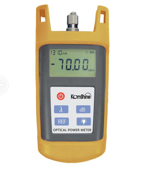 Komshine Kpm-25m Optical Power Meter Equal To Exfo Power Meter - Buy Power  Meter,Exfo,Optical Product on Alibaba com