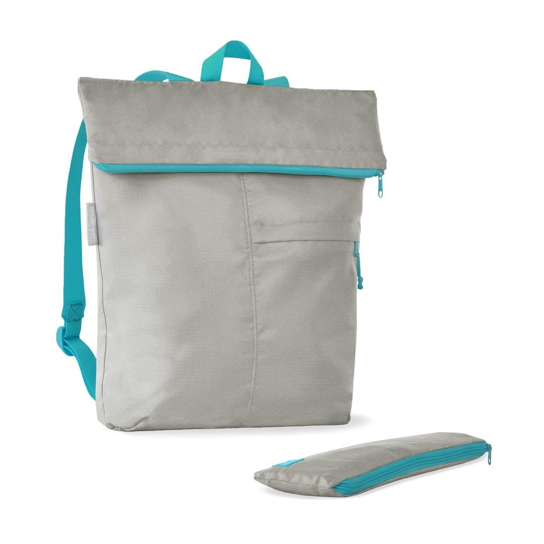 Get Quotations · Flip   Tumble Lightweight Travel Backpack - A Perfect  Foldable Backpack for Women and Men 0706b0376cc49