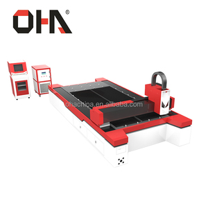 "OHA"" Brand China homemade gold laser cutting machine/carbon fiber laser cutting machine/fiber laser engraver"