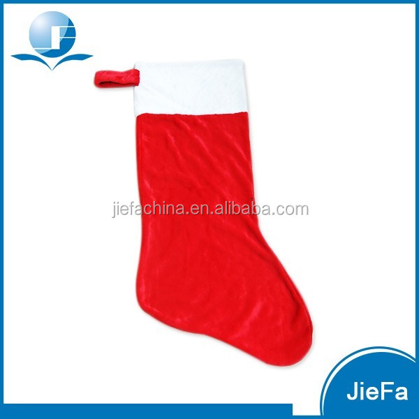 Wholesale christmas stockings Hot Sales cheap best christmas stockings