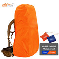 Outdoor 40L 90L waterproof backpack rain cover protection shoulders bag waterproof cover for camping hiking Climbing
