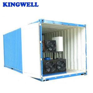Hot sale Container Block Ice Maker with 5kg~25kg Ice Block for fishery