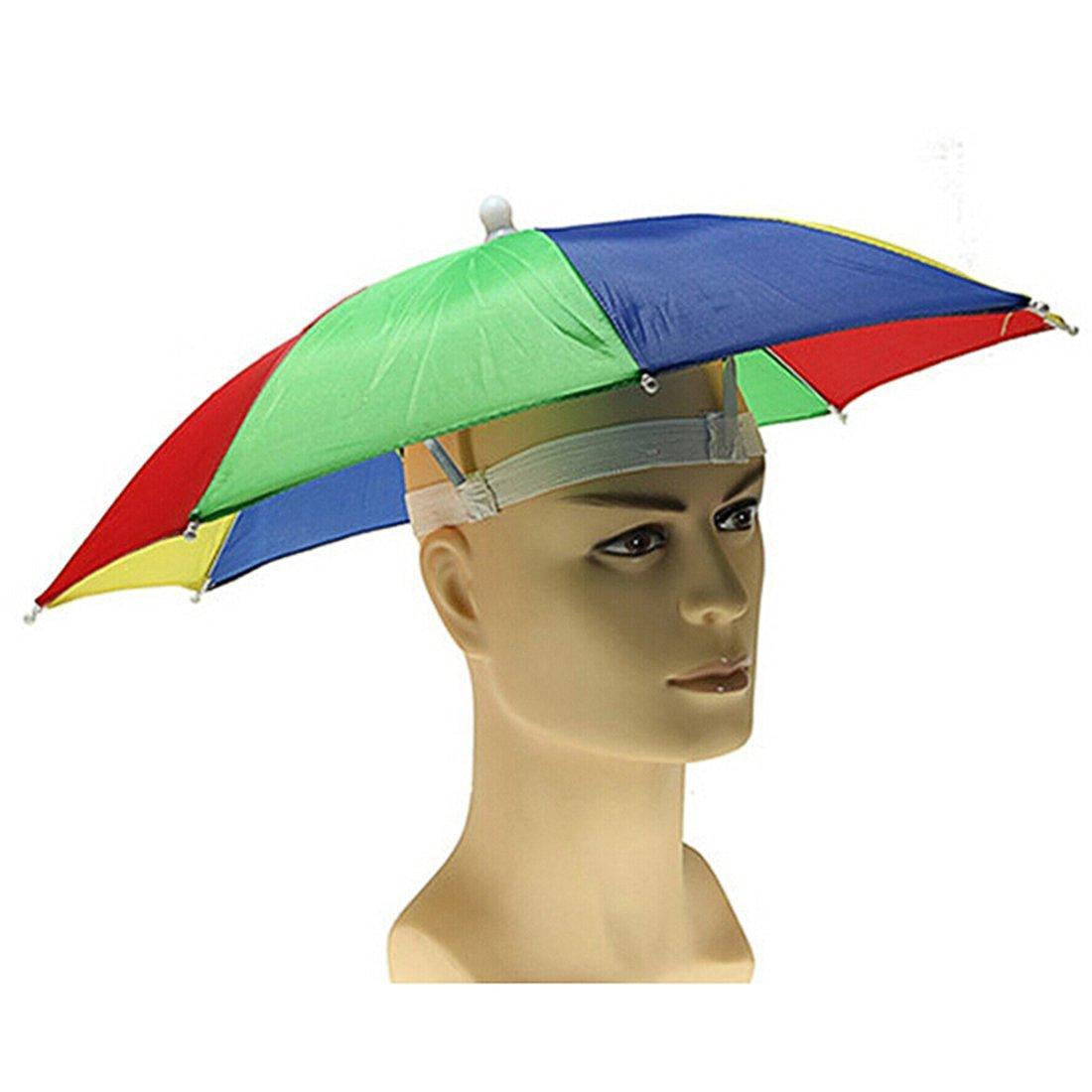 c378ad7c72035 Get Quotations · Fishing Umbrella Hat Headwear