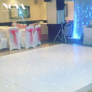 Party Portable Starlit Acry Licdubai Led Light Dance Floor For Wedding