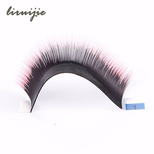 High Quality individual lashes Eyelash Extensions packaging In Korea