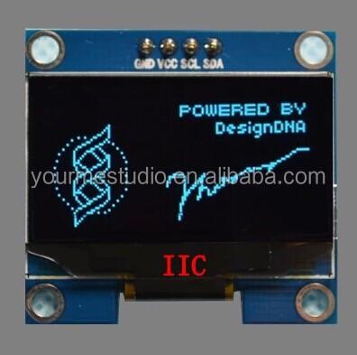 """0.96"""" I2c Iic Spi Serial 128x64 Oled Lcd Led Display Module For ..."""