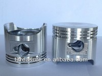 2014 best sell High quality motorcycle piston and ring for CD100