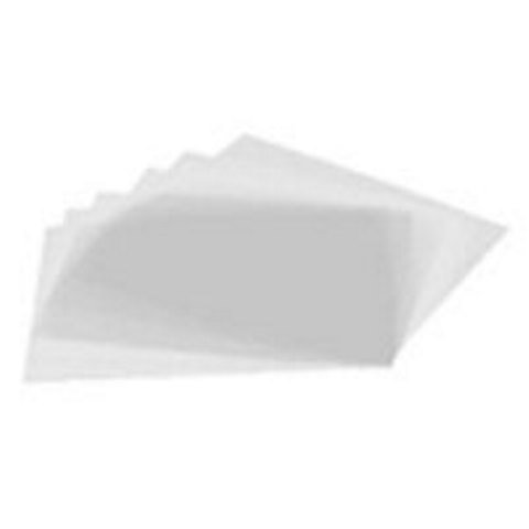 HS100284 1000 Polypropylene Pre-cut sheets DVD overwrap BOPP film for Verity VS 4000 DVD, Repack-it 101, Recordex StudioWrapper or Delta (Novak Automation) for overwrapping DVDs
