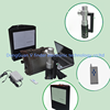 Panel display Portable x-ray baggage luggage scanner