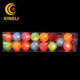 New design various styles holiday decoration the easter led bulb string lights