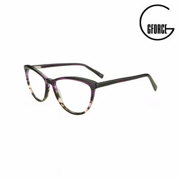 2017 New Model Acetate Fashion Colorful Eye Glasses Frames Optical ...