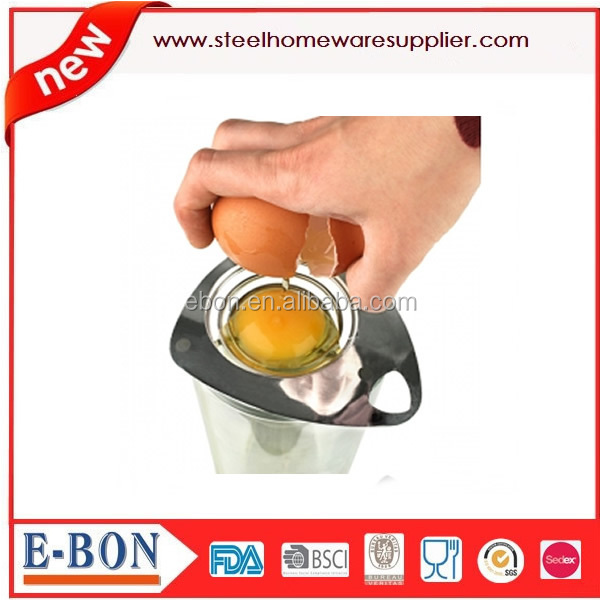 High Quality stainless steel egg strainer for house