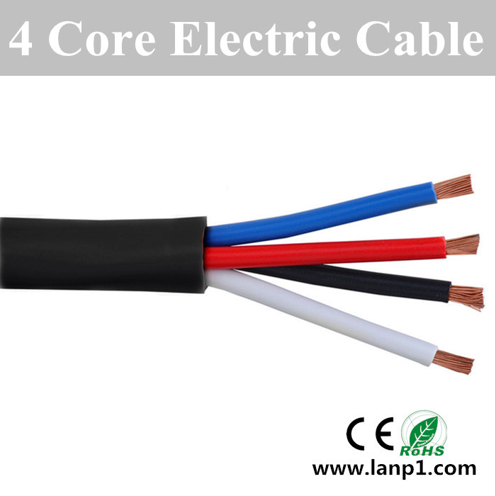 4 Core Electric Cable 4x10mm2 - Buy 4 Core Electric Cable,Electric ...