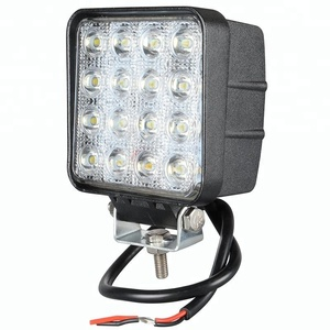2 years warranty atv utv 4x4 truck offroad led work lamp led driving lights