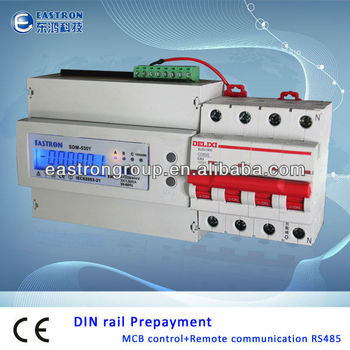 Sdm530y Three Phase Mcb Control,Pulse Counting,Relay Controlling ...