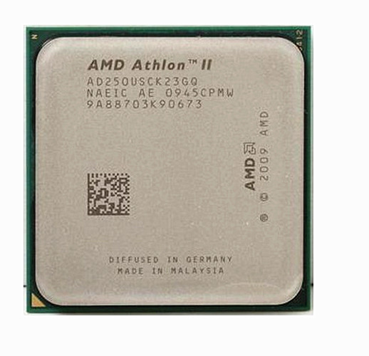 Amd Athlon Ii X2 250 Processor 3 0ghz 2mb L2 Cache Socket Am3 Dual Core Scattered Pieces Cpu Buy Ii X2 250 Product On Alibaba Com