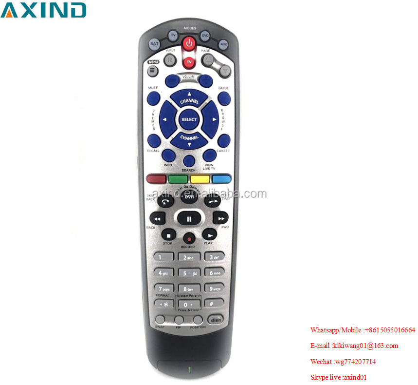Used Original 20.0 IR For DISH TV Dish-Network Satellite Receiver Remote Control