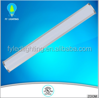 UL 2ft/3ft/4ft 80w 160w 105lm/w 4000k 5000k Led linear highbay light