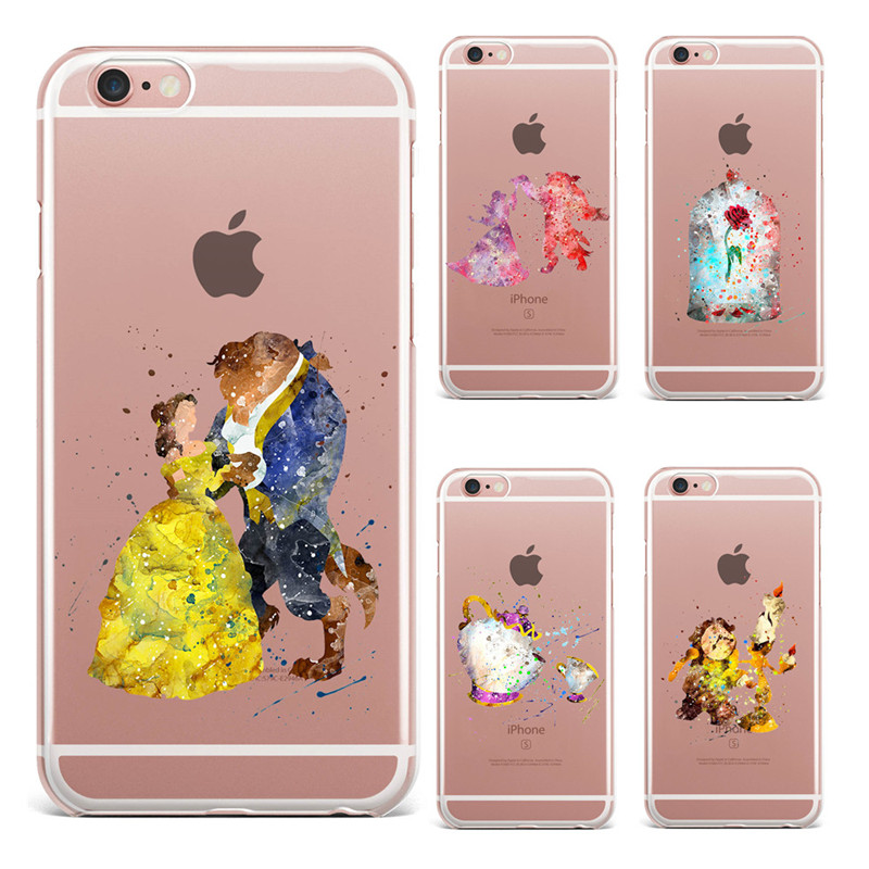 Beauty And The Beast Case Iphone
