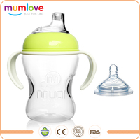 150ML/240ML/300ML Baby Training Drinking Cup With Handle