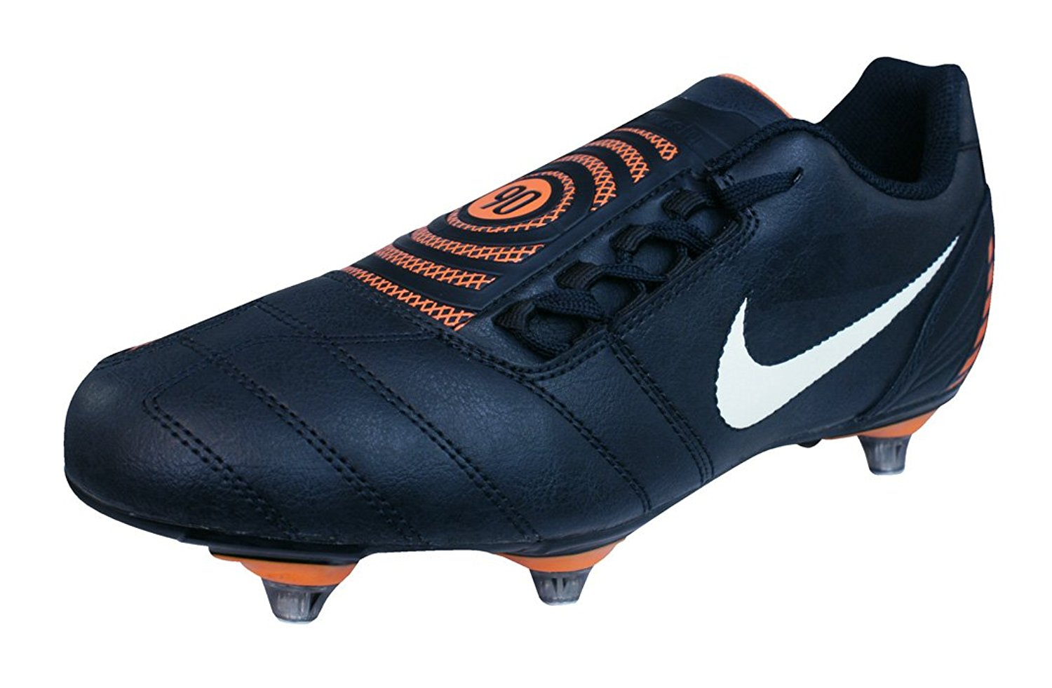 cebd61330a85 Buy Nike Total 90 Laser II SG Football Boots White/Black in Cheap ...