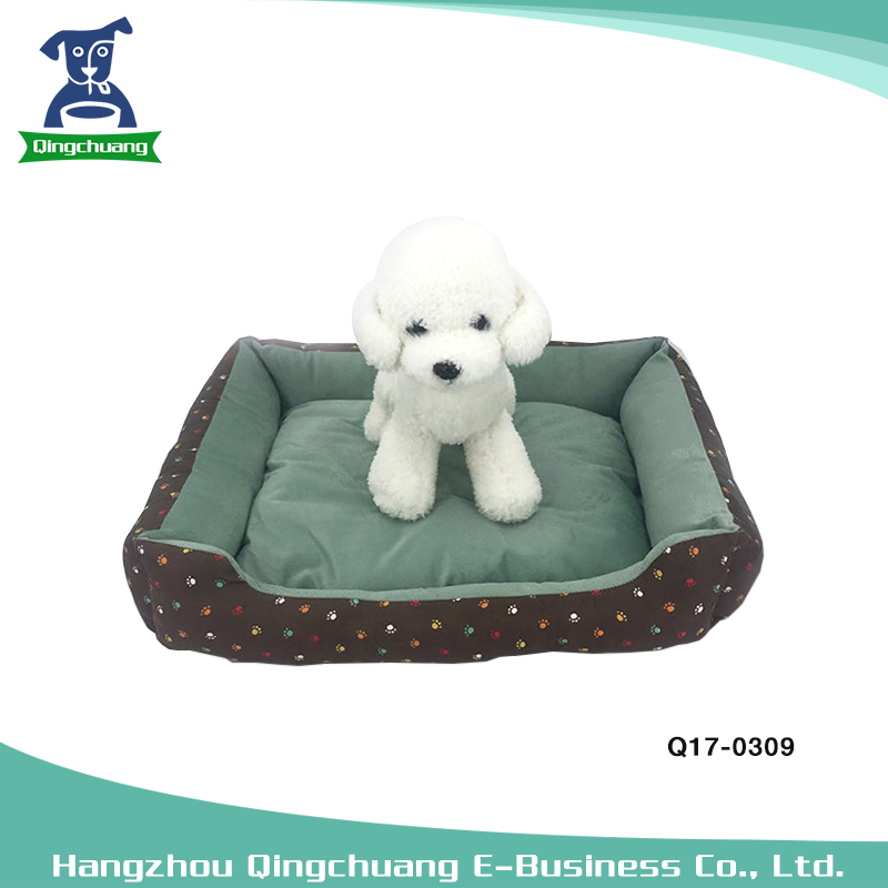 New style Super thick chaw printed dog cat bed pet supplies