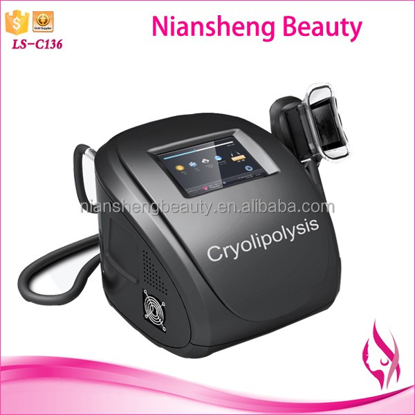 New design in 2012 fast slimming equipment cryolipolysis machine lose weight from china