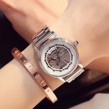 Роскошные Брендовые женские механические часы с сапфировым кристаллом Reloj Mujer, модные элегантные женские часы Montre Femme(Китай)