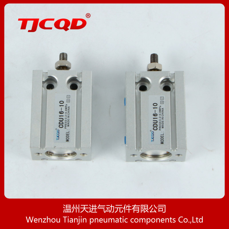 Free mounting CDU series smc pneumatics china