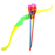 Children Harmless Emulational Toy Bow with 4Pcs Plastic Soft Arrows