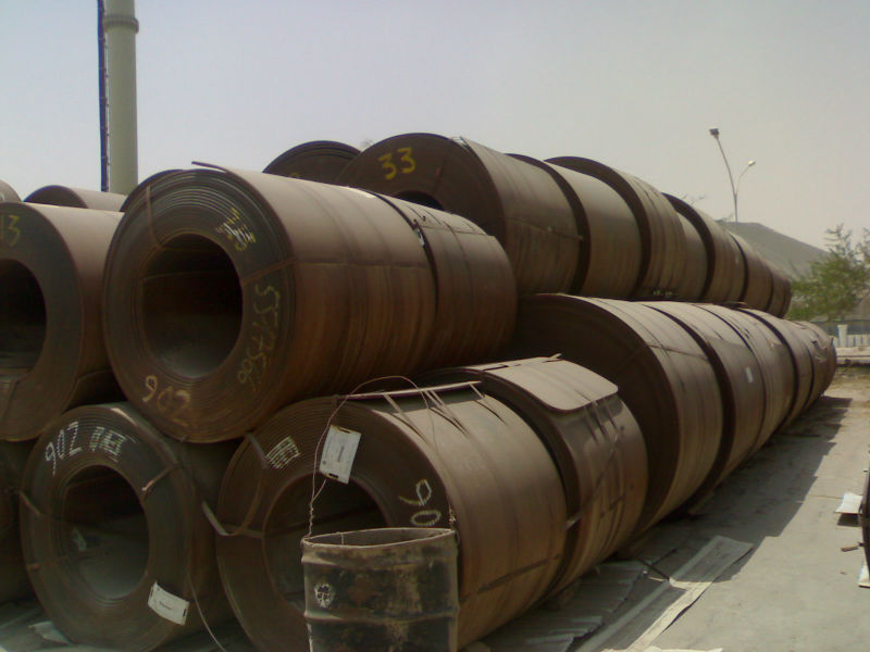 Scrap Steel Sheet Rolls and Pipes