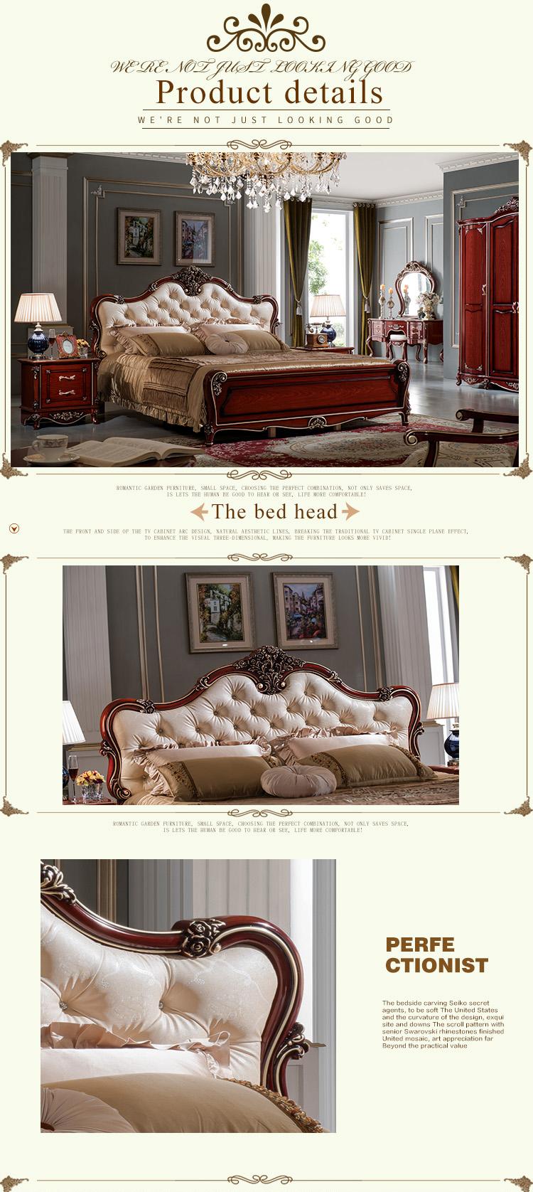 China Moderna Foshan Malasia Mdf Muebles De Dormitorio De Madera ...