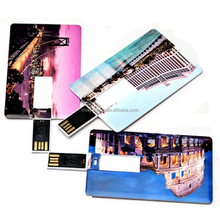 China bulk items 1gb 4gb 8gb 16gb 32gb 64gb credit card shape usb memory stick