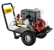 High Pressure Washer 3915 PSI 270 Bar Fuel Drive High Pressure washer Petrol Hydro Blaster