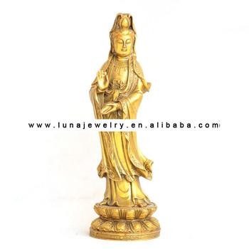 bronze female buddha statue hot sales buddha statue brass buddha