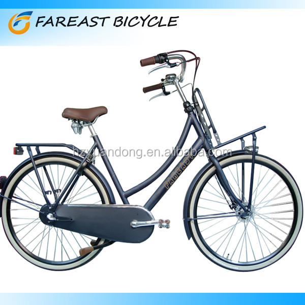 CE Approved Nexus 3 Speeds Holland Dutch City Lady Bike Vintage Bicycle