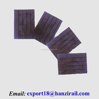 Rubber Pad Products For Sleepers Railway