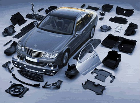 Used Car Parts Germany