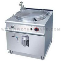 TT-WE1325E 150L High Quality Electric Indirect Heated Soup Boiling Pan