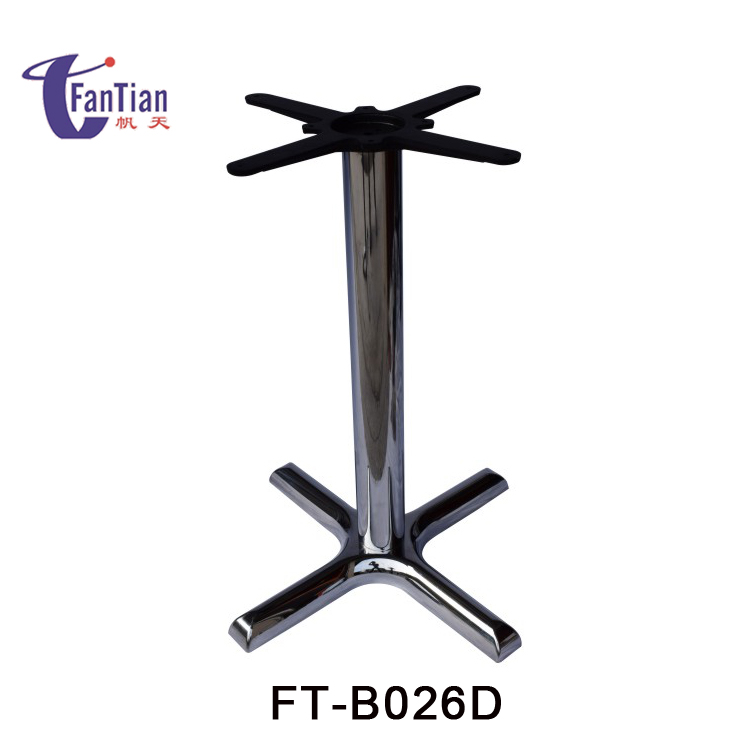 Wholesale modern design iron outdoor table table bases