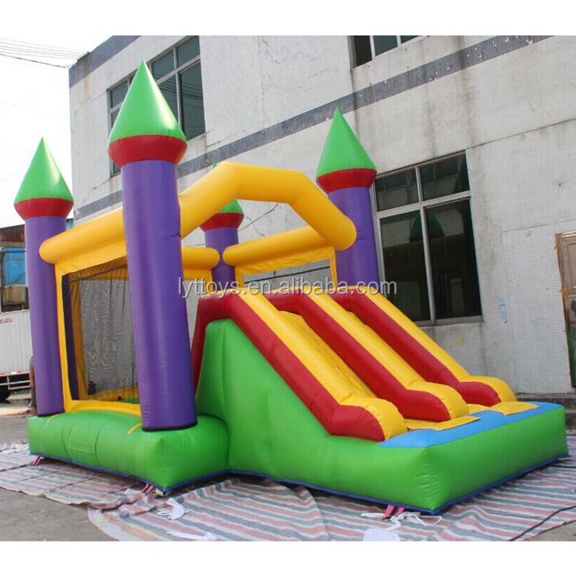 2018 Cheap commercial outdoor inflatable bouncer jumping castle