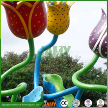 Artificial silica gel decoration flower for sale