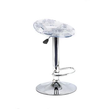 Modern Design Transparent Acrylic Chair Lift Plastic Bar Stainless Steel  Metal Leg Kitchen Stools - Buy Modern Bar Stool,Acrylic Chair,Bar Stool  Metal ...