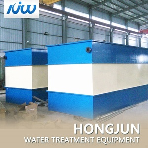 compact mbr unit MBR sewage treatment equipment plant waste water treatment system