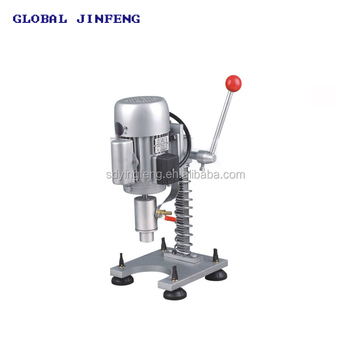 JFN012 Popular Portable glass drilling machine hand drilling machine