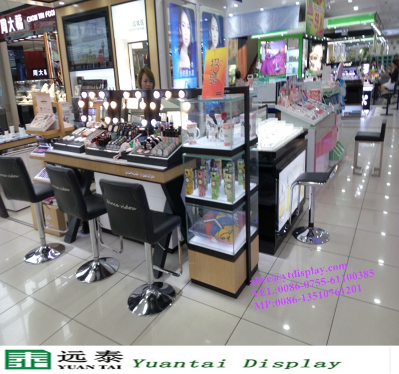 Department Store Furniture Beauty Salon Cosmetic Makeup