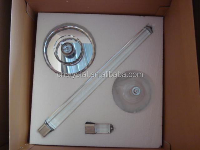 Centrais candelabros de cristal MH-1576 altura de chão tabela candelabros candelabros por atacado
