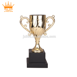 High quality OEM golden inflatable cup trophy